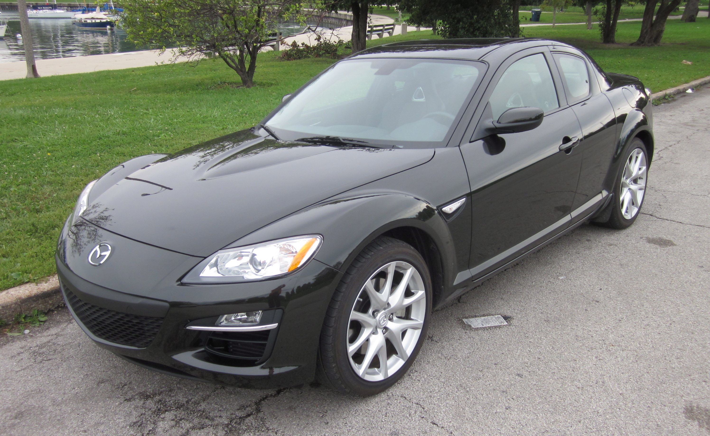 2011 mazda rx-8 grand touring review and last ride