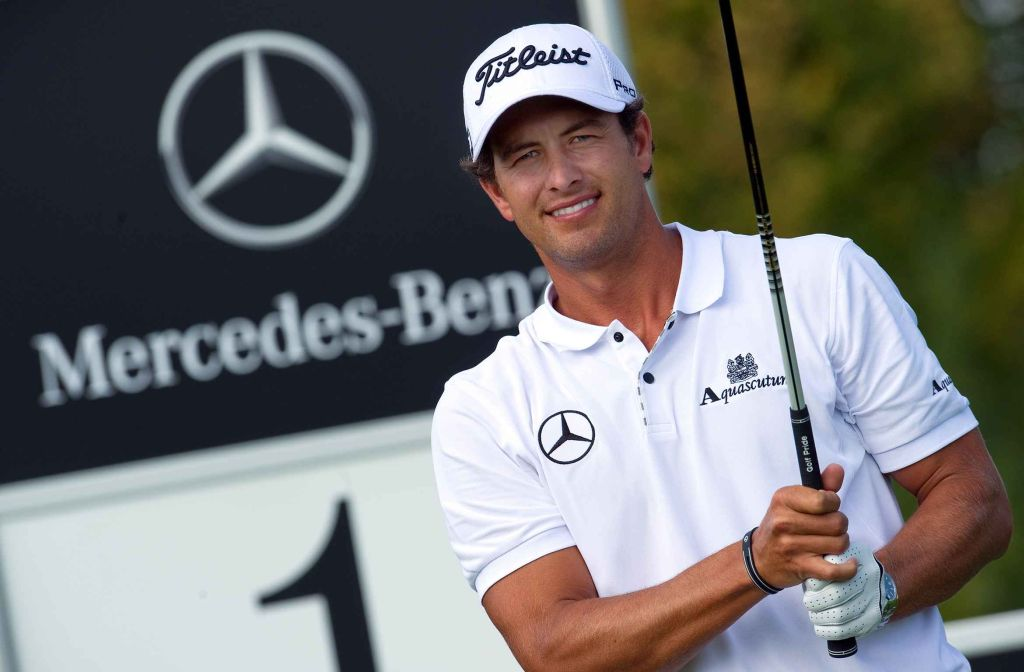 Mercedes benz announces adam scott as brand ambassador for Mercedes benz brand ambassador