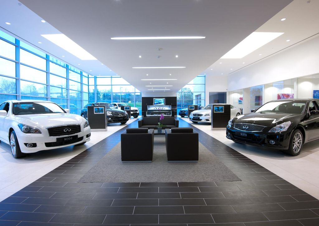 Infiniti Car Dealer >> UK's Youngest Luxury Dealer Group Opens Sixth Infiniti Centre