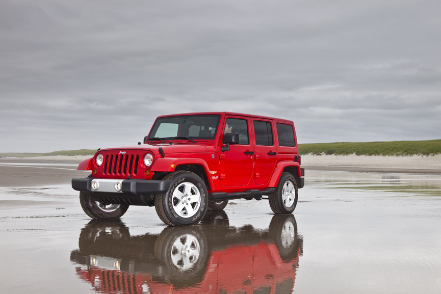 Technology Management Image: 2012 Jeep Wrangler Review By Marty Bernstein +VIDEO