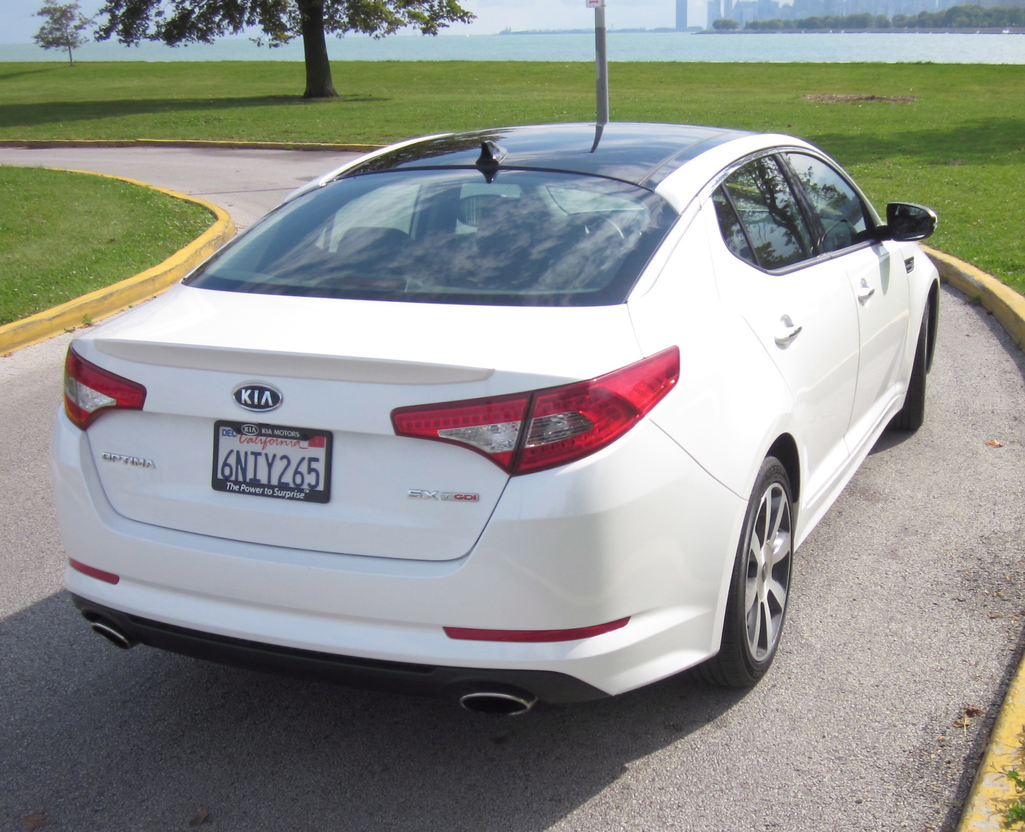 2012 Kia Optima (select To View Enlarged Photo)