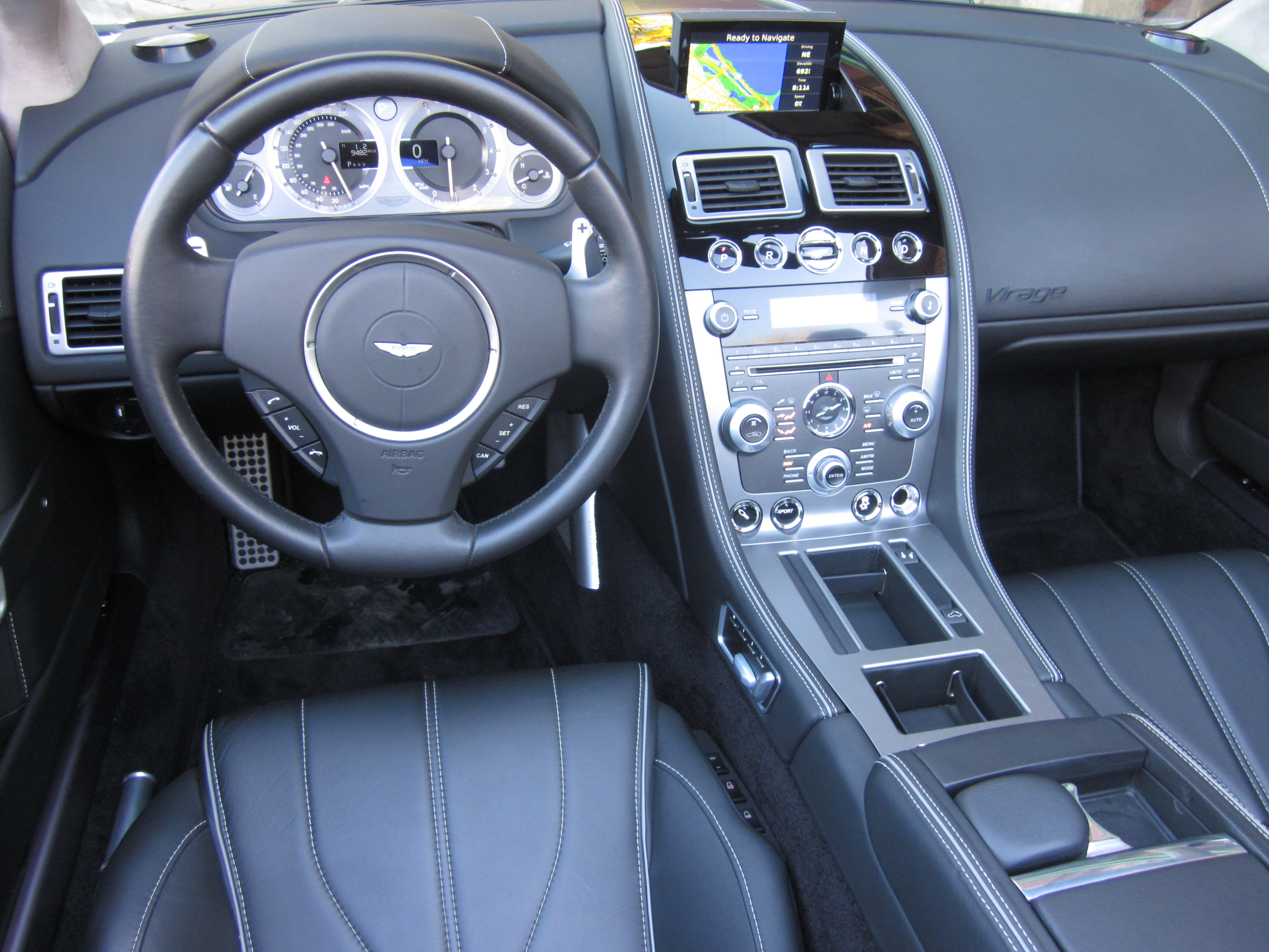 2012 aston martin virage volante select to view enlarged photo