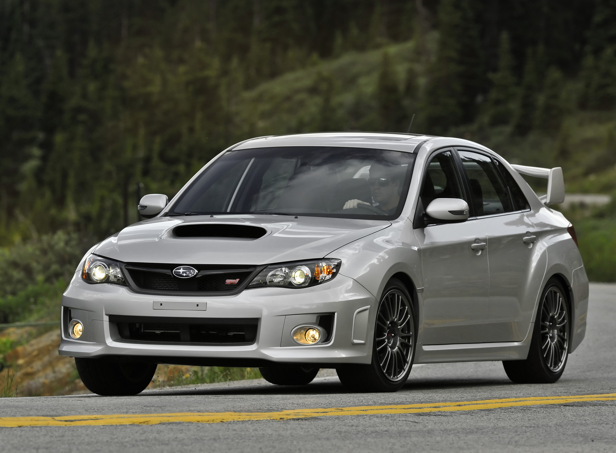 2012 Subaru Wrx Sti Review By Carey Russ