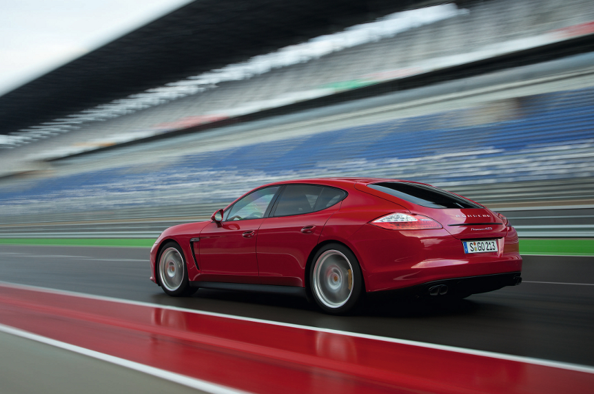 panamera porsche gts door sports theautochannel