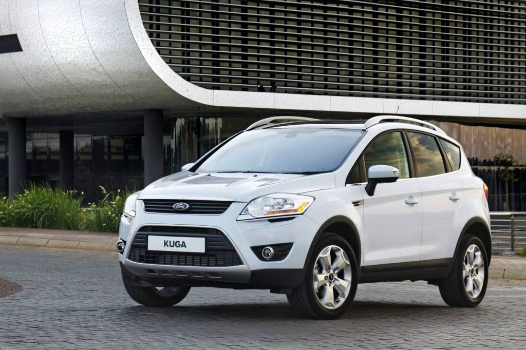 2013 Ford Escape Compact Crossover Vehicle Male Models