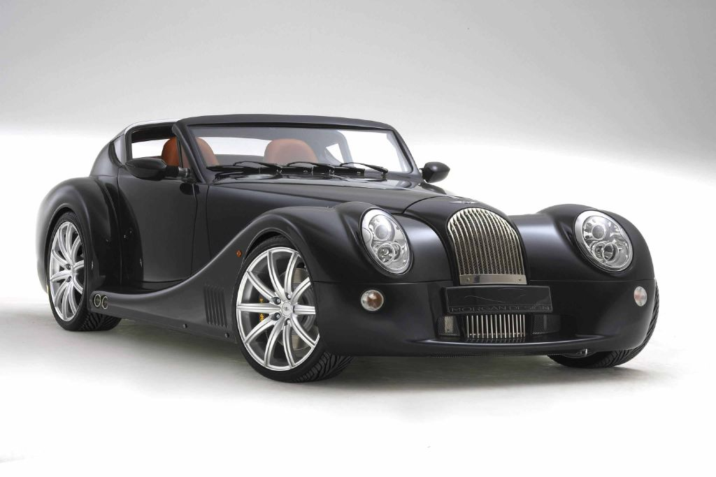 Allon White Sports Cars To Exhibit The Latest Morgans At Milton Keynes