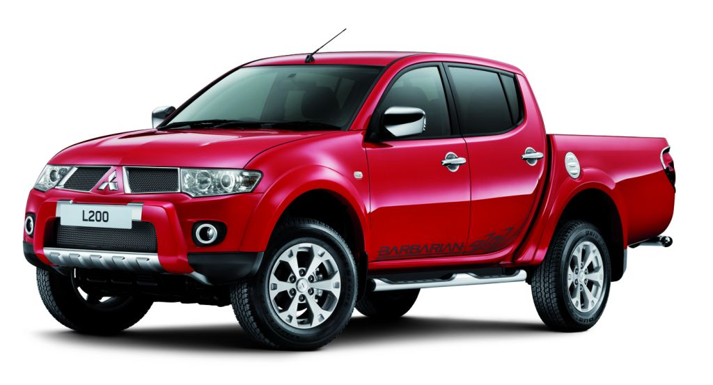 Mitsubishi L200 Voted Fleet Van Pick-Up Of The Year