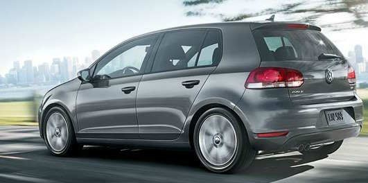 2012 Volkswagen Golf TDI (Clean Diesel) Review