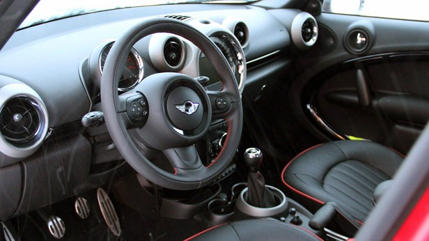 2013 Mini Countryman Cooper S John Cooper Works Prototype