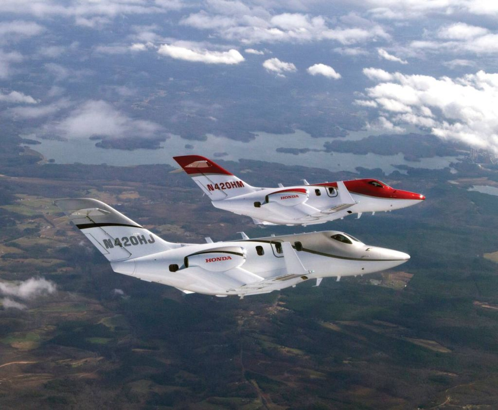 Honda aircraft achieves first flight of third faa for How much is a honda jet