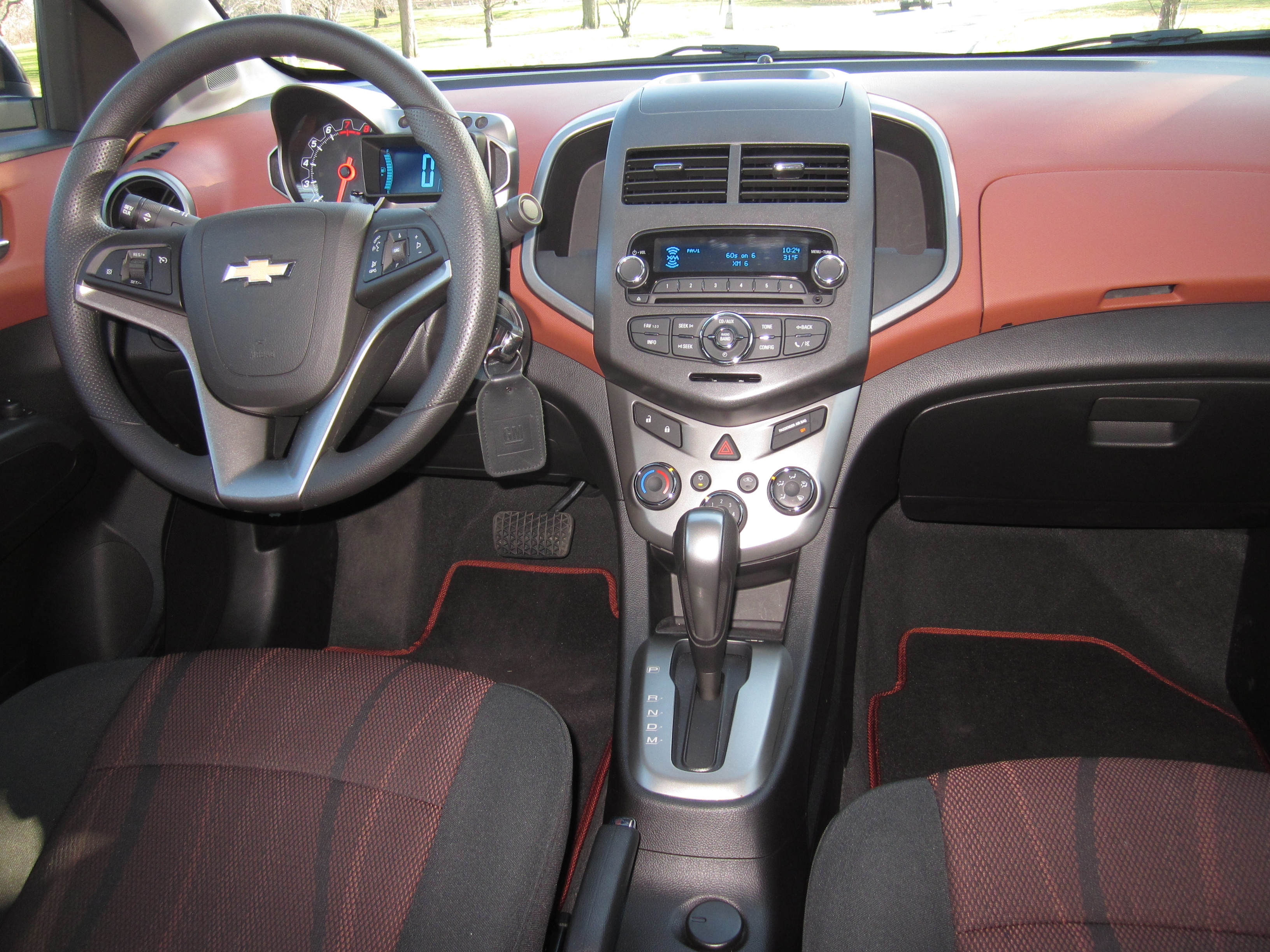 2012 Chevrolet Sonic LT Sedan (select To View Enlarged Photo)