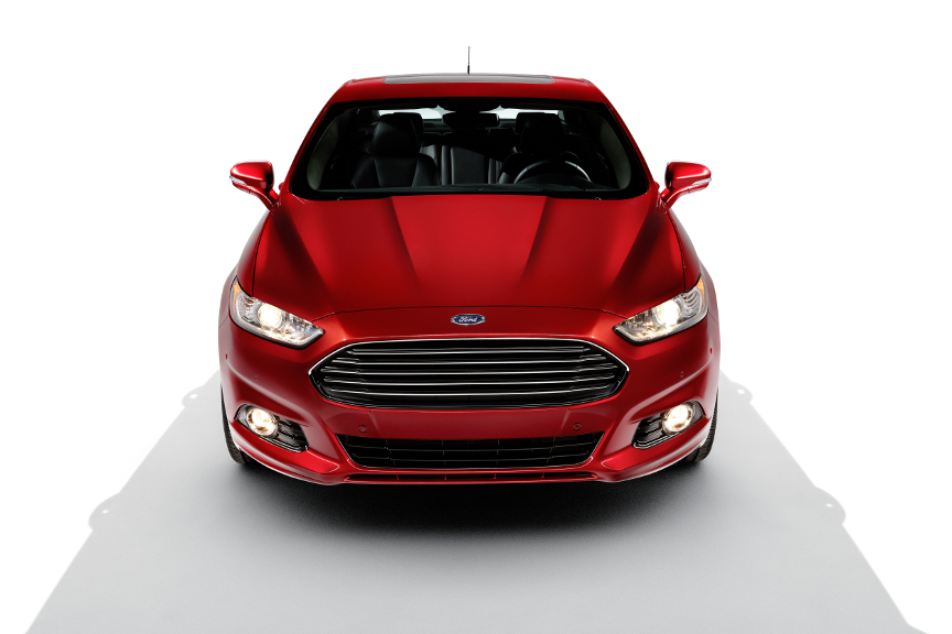 New Ford Fusion Delivers More Technology  Expected to be Triple