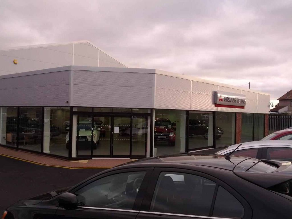 Mitsubishi Motors In The UK Announces A New Dealer In Doncaster, South Yorkshire