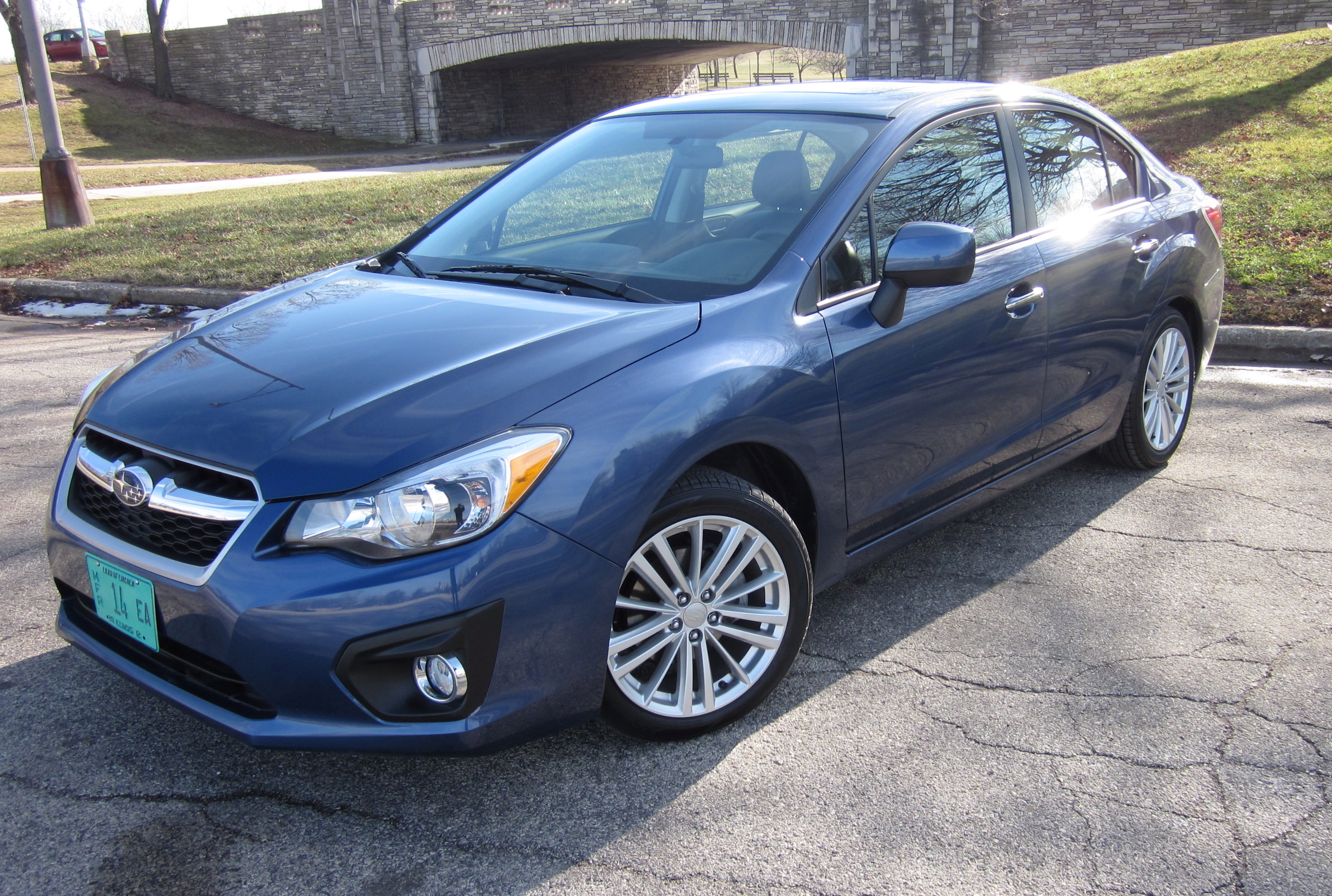 2012 Subaru Impreza 2 0i Limited Ride And Review By Larry