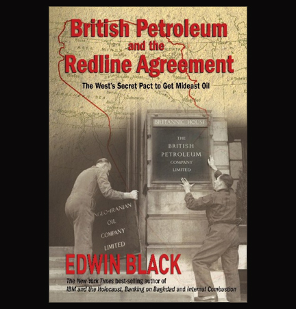 Special Edwin Black Exposes War Stained Oil History Of British