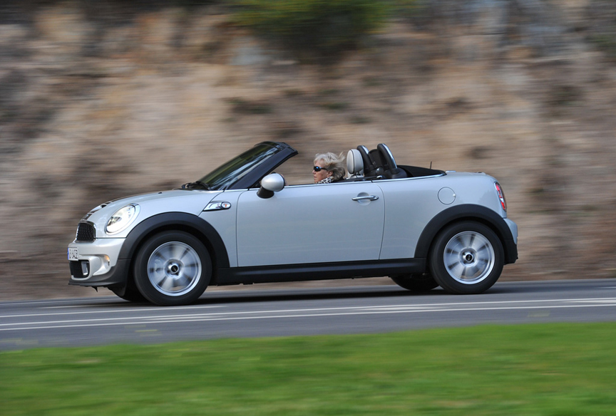 First Drive Review 2013 Mini Cooper S Roadster By Henny
