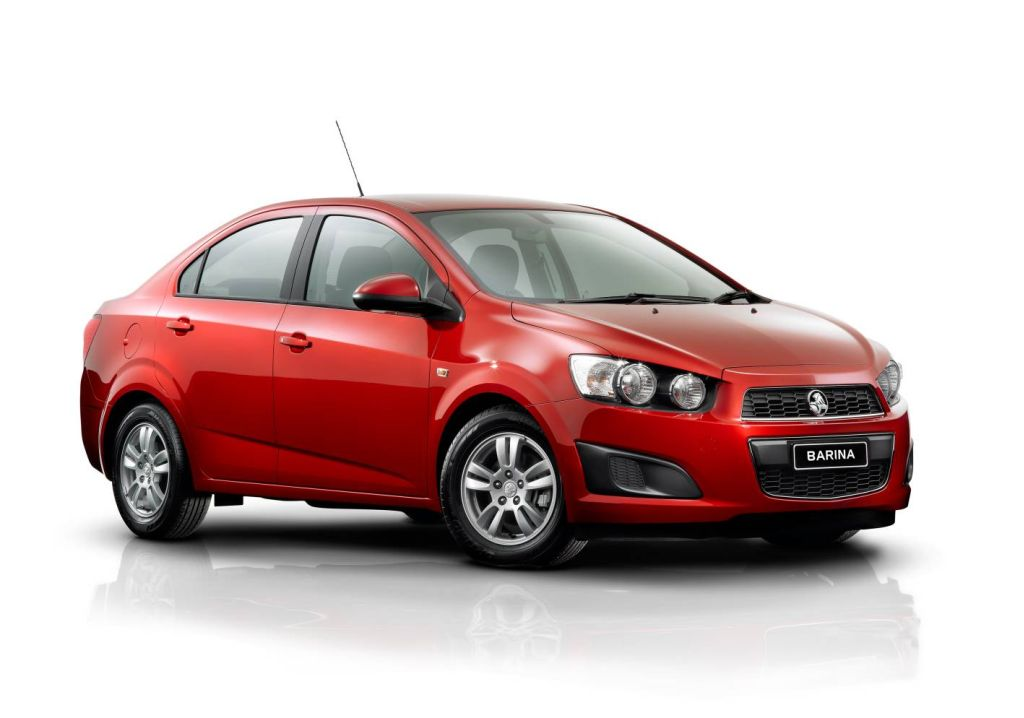 Five Star Auto Sales >> All-New Barina Sedan Stretches the Appeal of Holden's Small Car Star