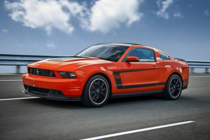 2012 Ford Mustang Boss 302 - MotorWeek's 2012 Drivers' Choice Best of ...