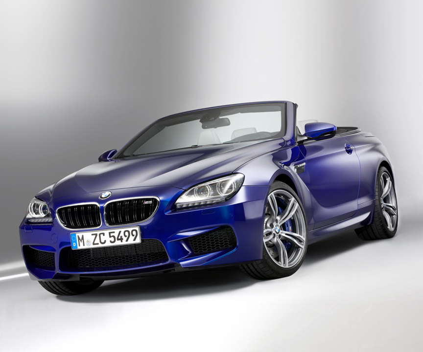 Bmw M6: New BMW M6 To Debut At 2012 Geneva Motor Show