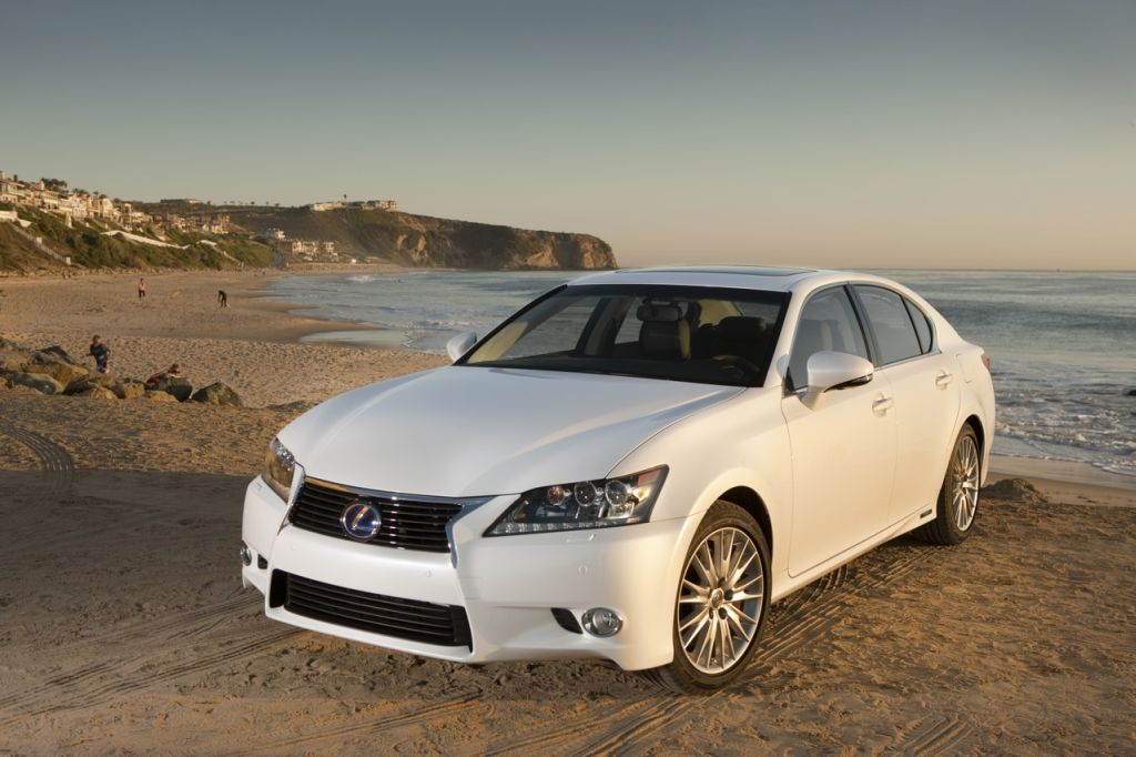 All-new Lexus gs From £32,995