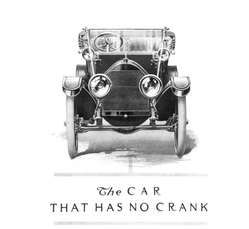 Invention That Ended Crankiness Of Early Cars Ushered In Cadillac Innovation