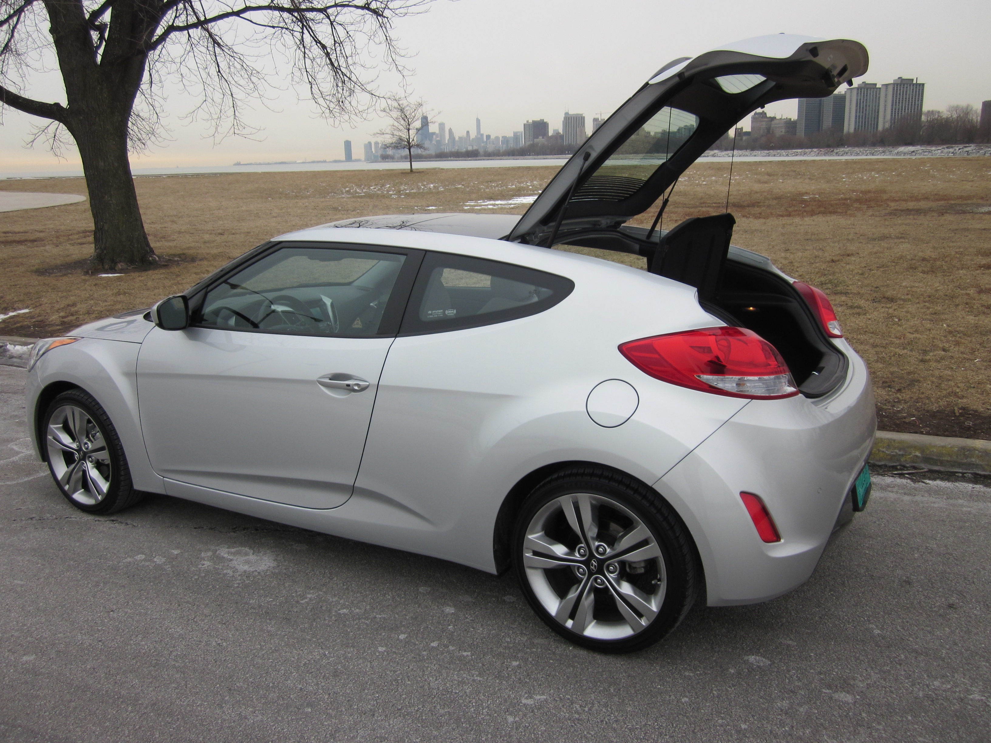 2012 Hyundai Veloster Ride And Review By Larry Nutson