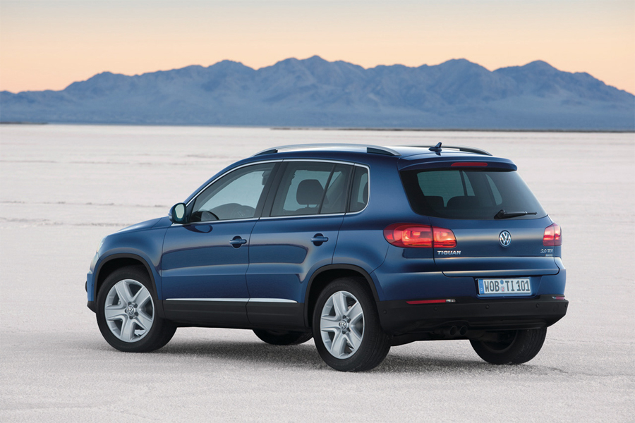 2012 Volkswagen Tiguan Se Review By John Heilig