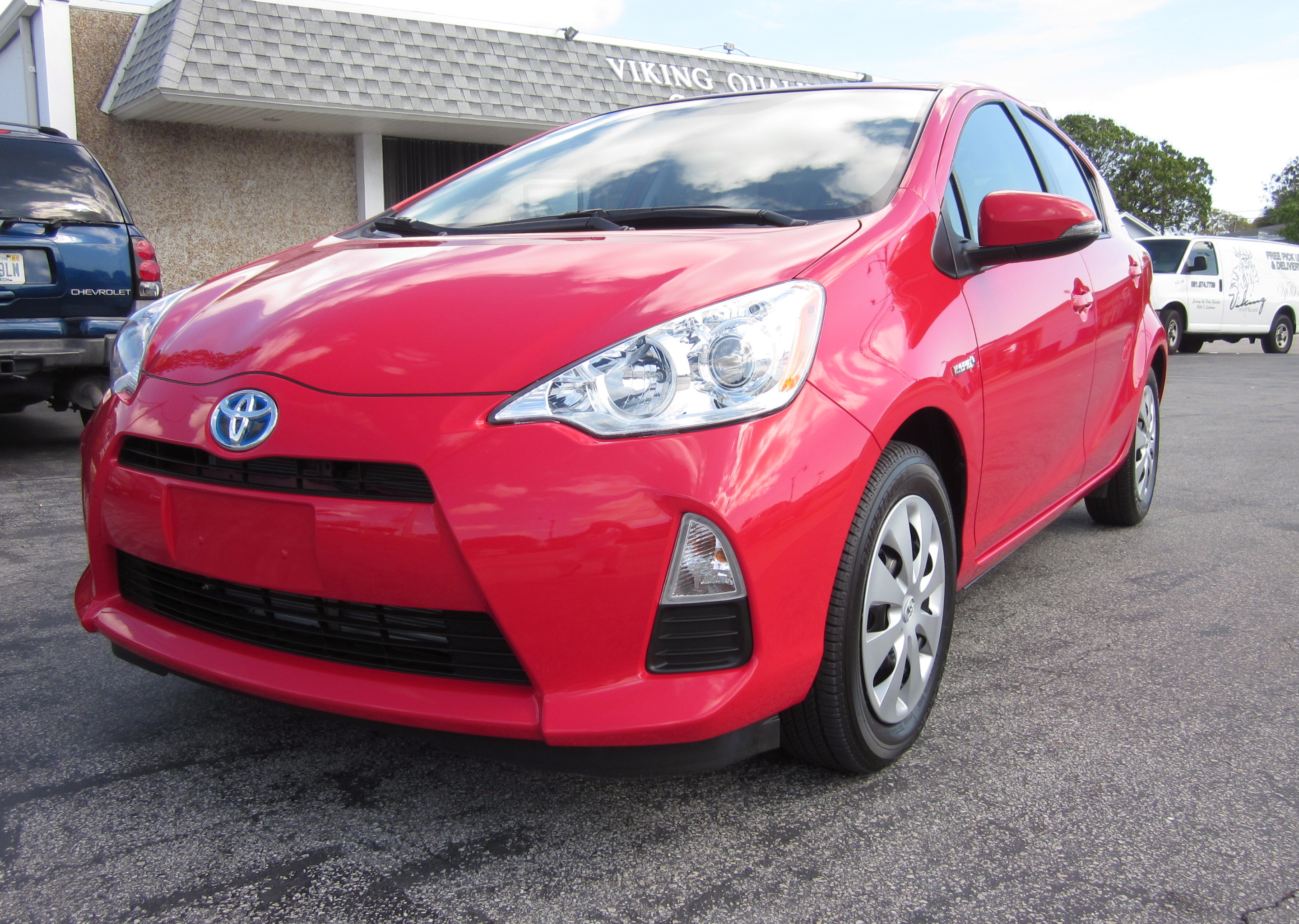 toyota prius distribution channel For that, it's hard to beat the toyota prius, as it meets the basic transportation needs of just about everyone at 44 mpg overall in our tests, only electric cars were more fuel efficient left channel plays static.