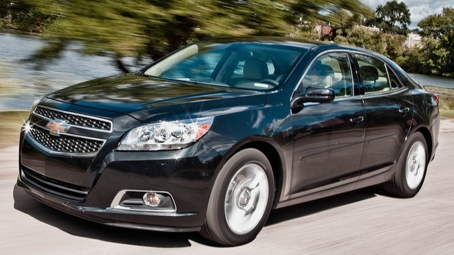 2013 Chevrolet Malibu ECO Review By Steve Purdy