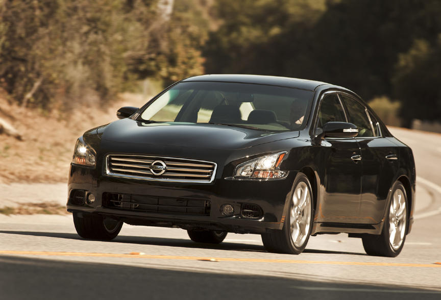 2012 Nissan Maxima Sv Sport Review By Carey Russ