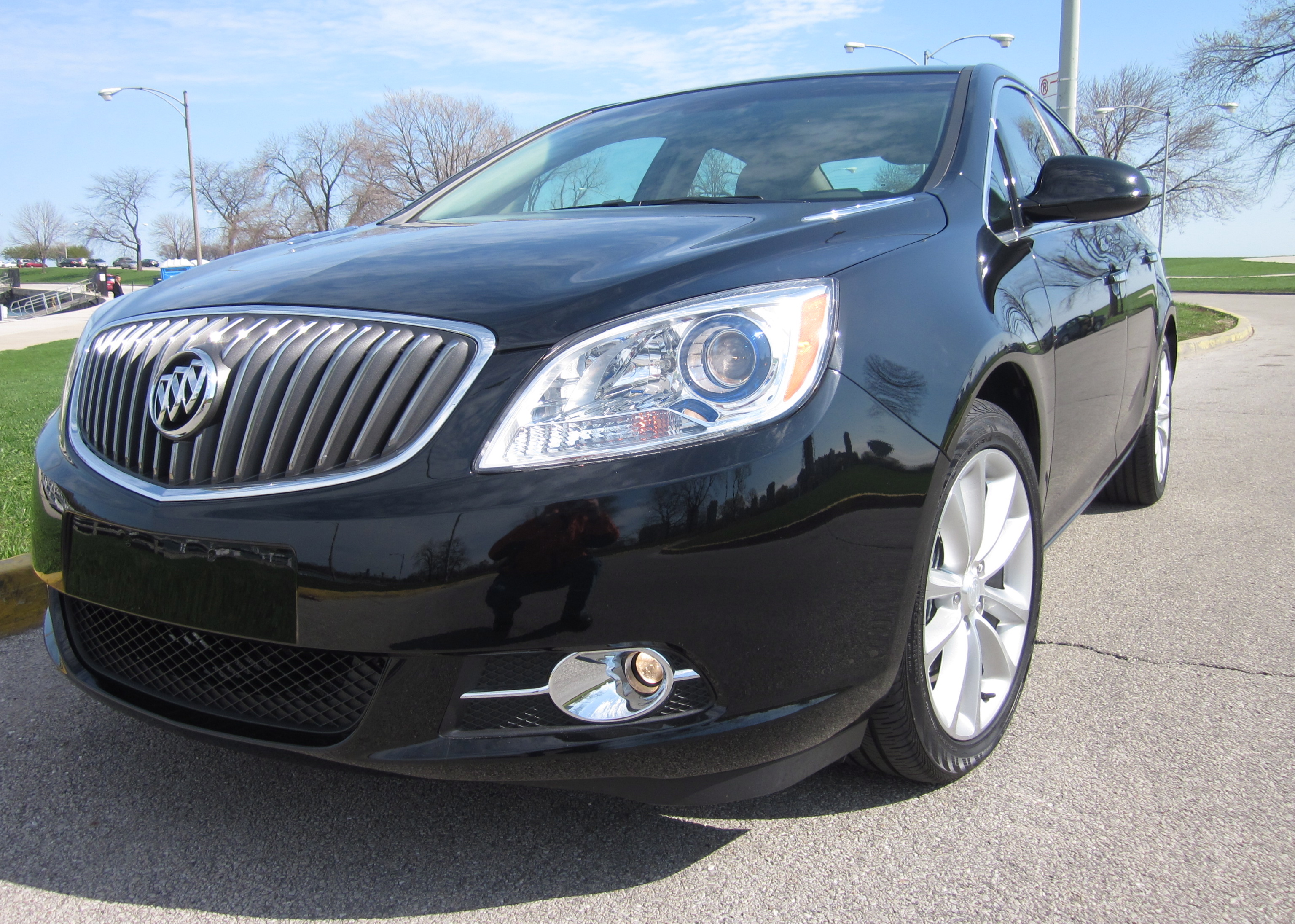 Buick verano photos and reviews submited images