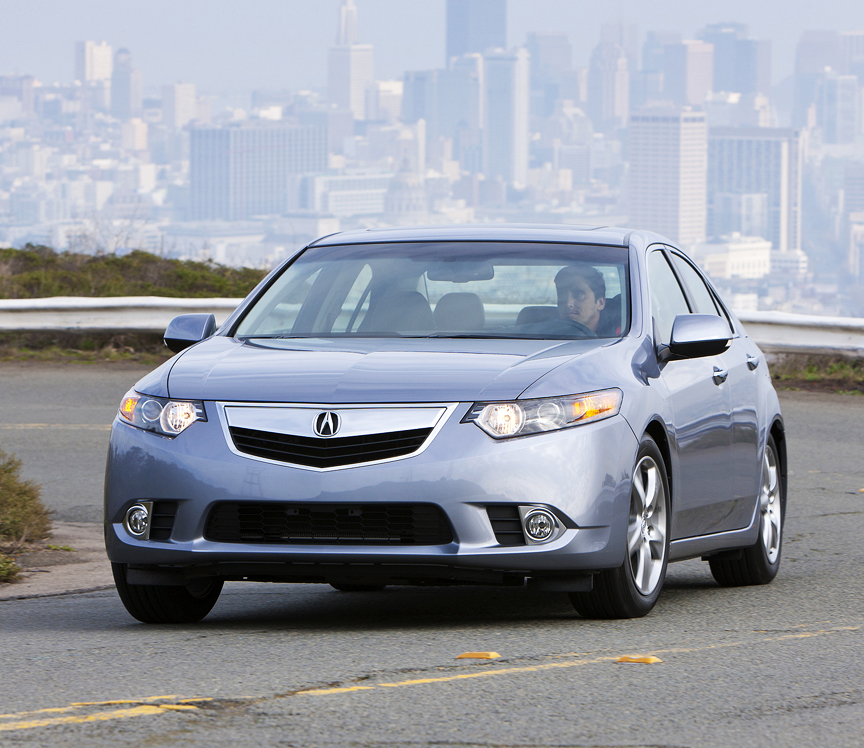 2012 Acura TSX Tech Review By Carey Russ