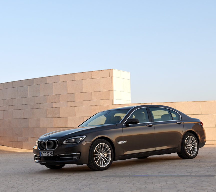 2013 BMW 7 Series +VIDEO