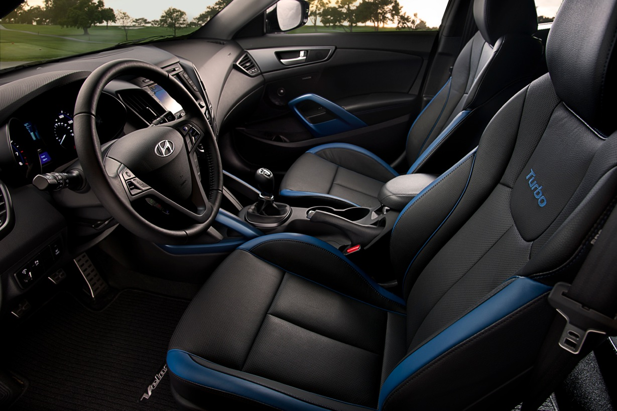 2013 Hyundai Veloster Turbo Ride And Review By Thom Cannell