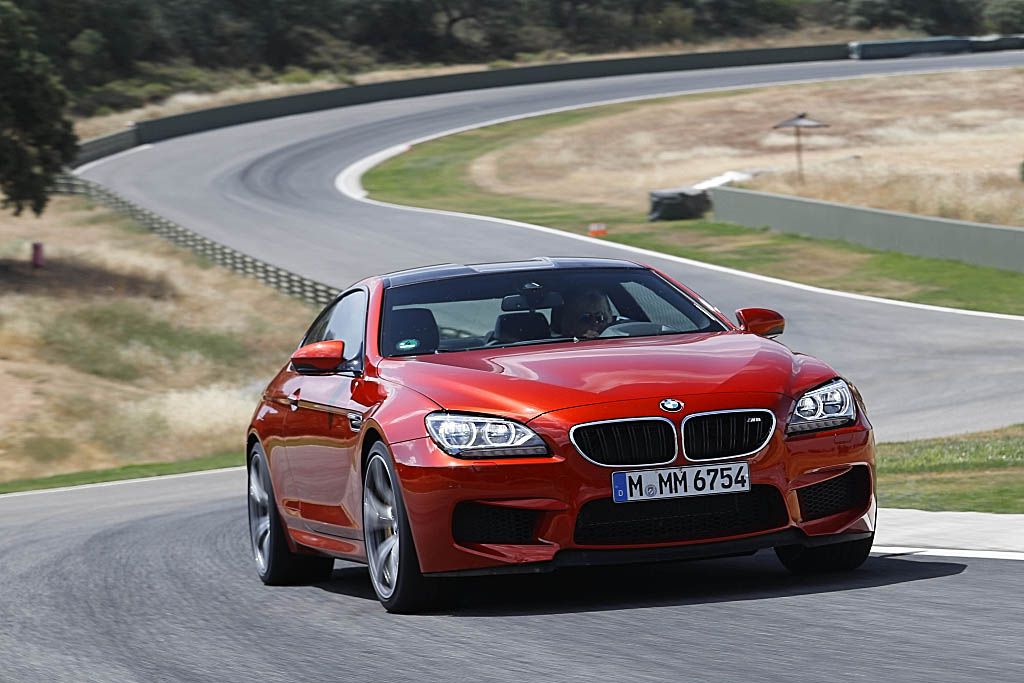 First Drive 2012 Bmw M6 Convertible And 2013 Bmw M6 Coupe
