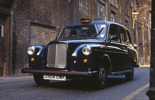 Nissan S New London Taxi