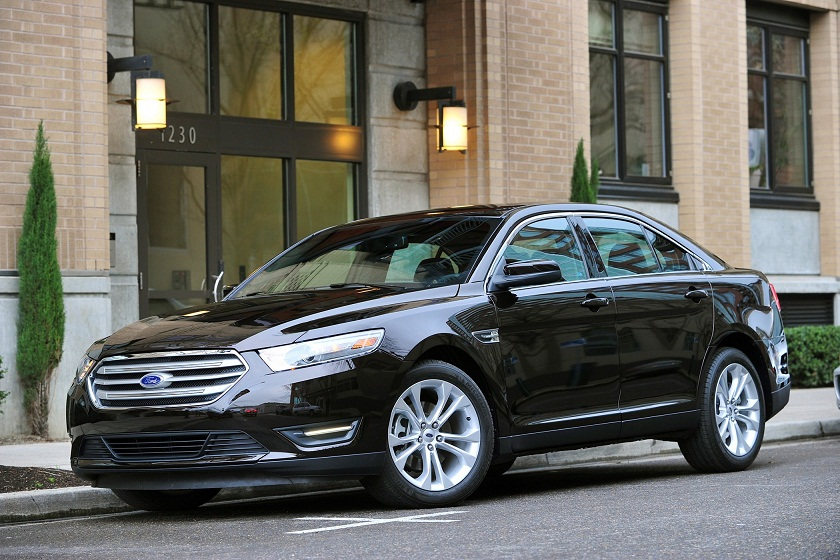 2013 ford taurus limited review by carey russ. Cars Review. Best American Auto & Cars Review