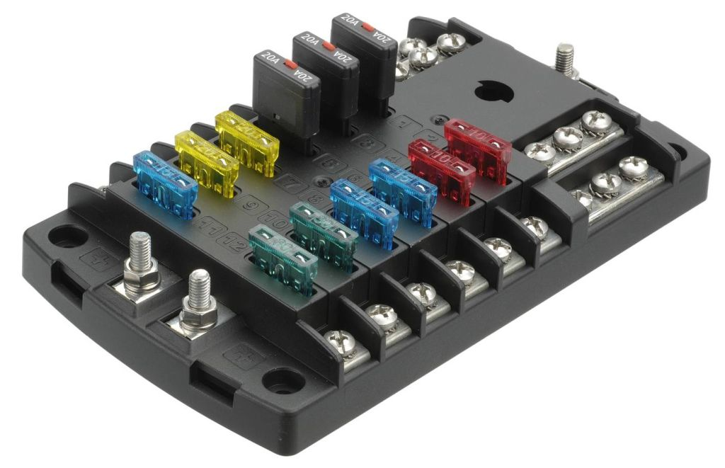 Narva s new way fuse box eliminates messy wiring