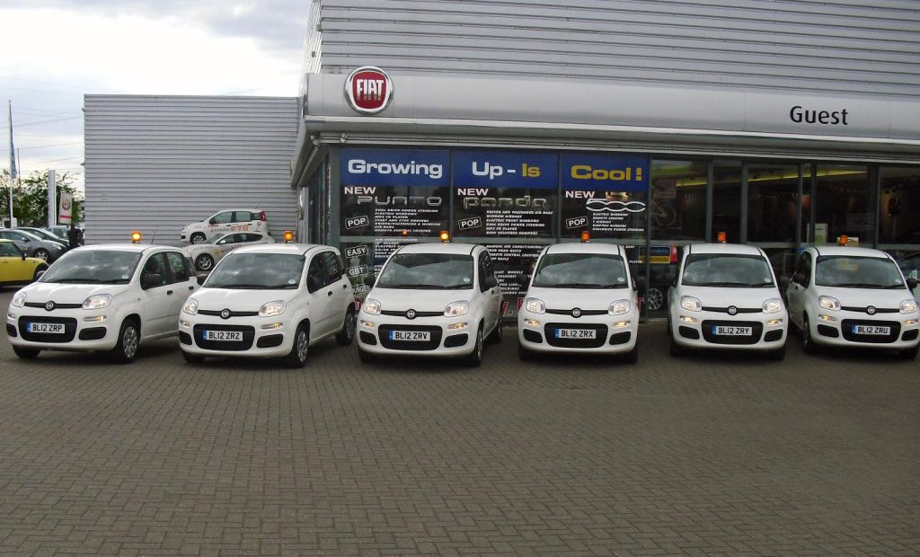 Fiat Dealer Lands Airport Supply Agreement - Fiat dealers in london