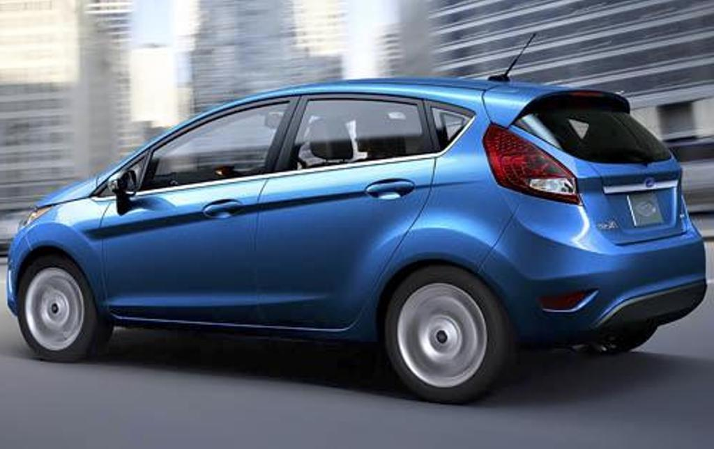 2012 Ford Fiesta 5 Door Hatchback Review By John Heilig