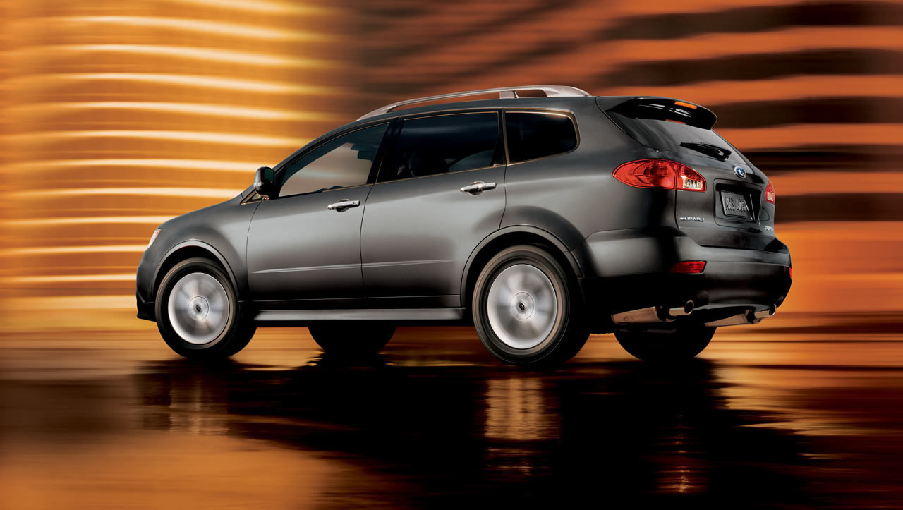 2013 Subaru Tribeca: Stylish, Powerful, Versatile