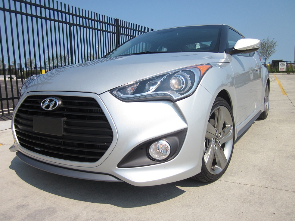 2013 hyundai veloster turbo ride and review by larry nutson. Black Bedroom Furniture Sets. Home Design Ideas