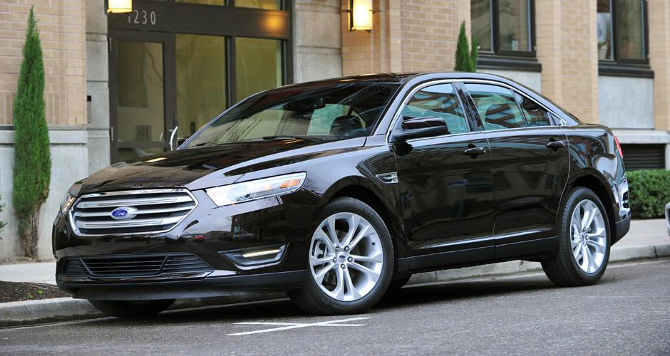 Heels on Wheels-2013 Ford Taurus Review