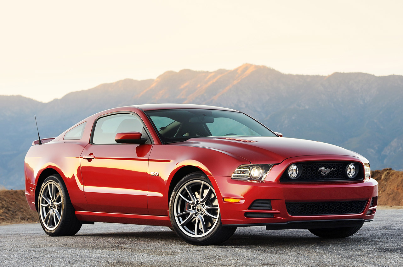 2013 Ford Mustang Gt Review By John Heilig