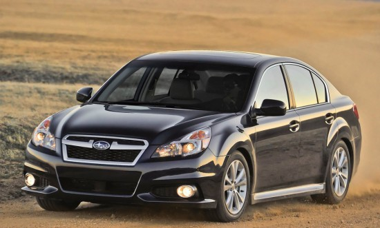 2013 Subaru Legacy 3.6R Limited Rocky Mountain Review By ...