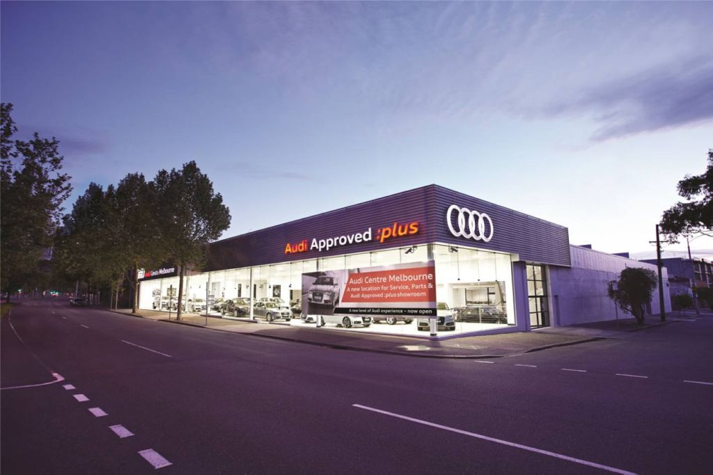 New Audi West Melbourne Facility Signals Major Focus On