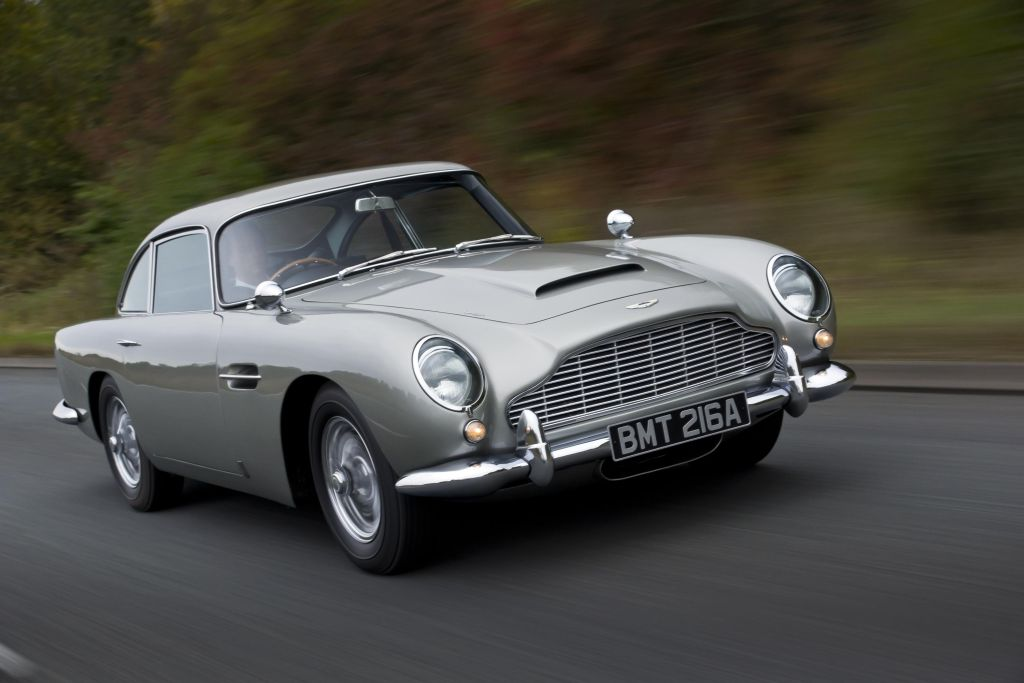james bond skyfall aston martin - photo #1