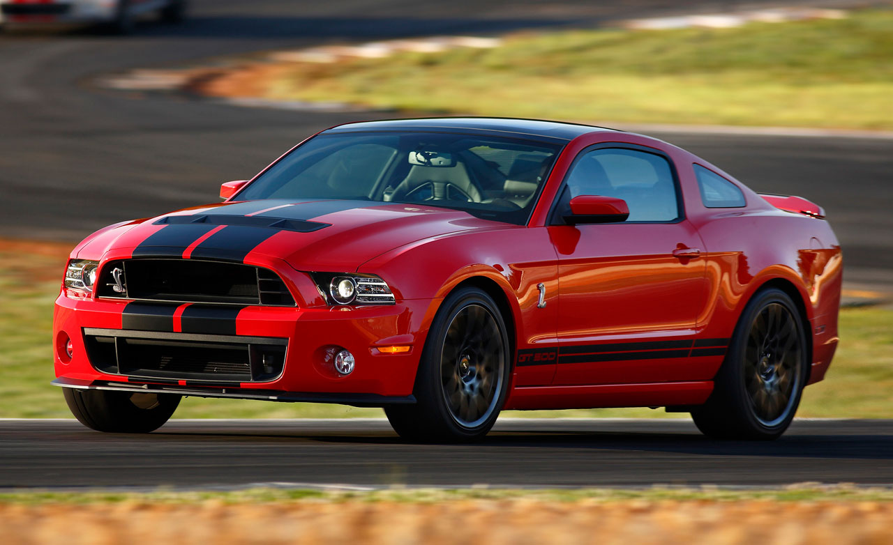 2013 Shelby Gt 500 Review By John Heilig