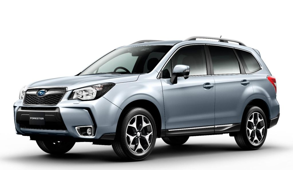 , 2012: Subaru UK has today announced that theall-new Subaru Forester