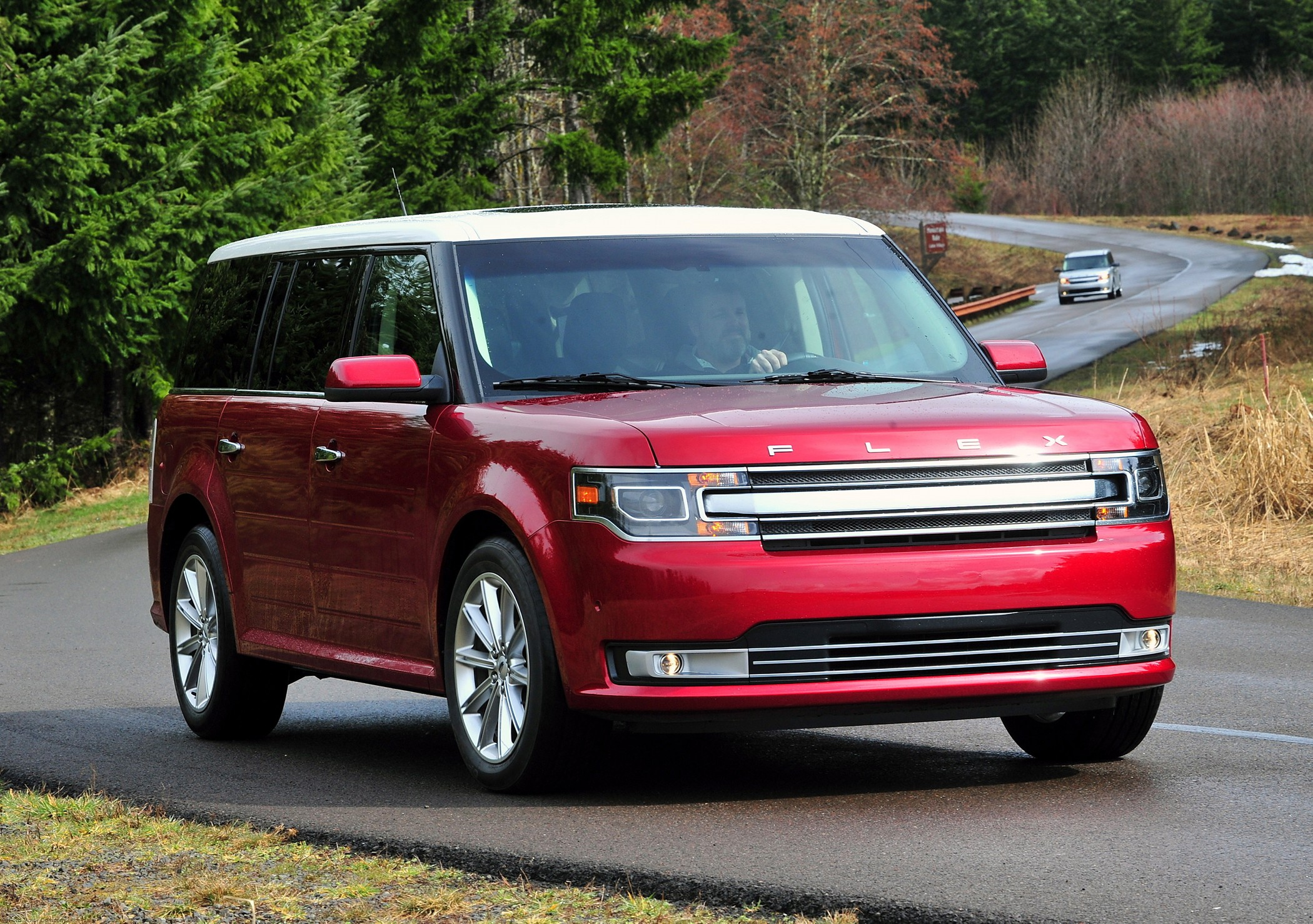 ford space solutions  ford explorer sport  ford flex limited awd reviews  carey russ